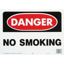 """""""Danger No Smoking"""" Sign"""