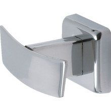 Franklin Brass Double Stainless Steel Robe Hook