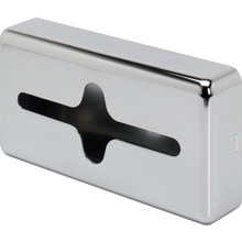 Surface Mount Tissue Cabinet Chrome
