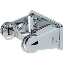 Commercial Chrome Single Toilet Paper Dispenser