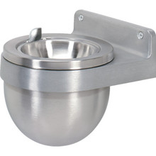 Surface Mount Ash Urn Stainless Steel