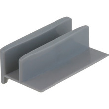 "Shower Door Bottom Guide ""Keystone"" 2Pk"