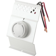 Cadet Baseboard Heater Double Pole Almond Thermostat