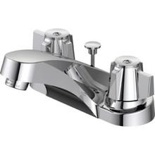 Aspen Lavatory Faucet Chrome Two Handle
