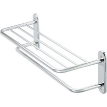 "Wingits Stainless Steel Towel Shelf and Bar 18"" Master Anchor Mount"