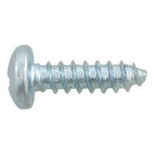 "#10 X 2"" Phillips Pan Head Sheet Metal Screw Package Of 25"