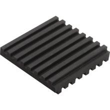 "2x2x3/8"" Vibration Pad"