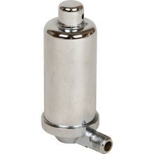 """1/8"""" Angle Non-Adjustable Steam Air Vent For One-Pipe Systems"""
