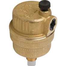 "Watts 1/8"" Brass Automatic Air Float Vent Valve"