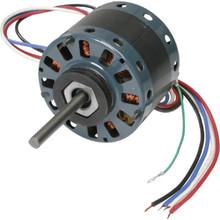 """Fasco D166 5.0"""" 1/6-1/9 Horse Power Blower Motor"""