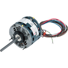 "Fasco D728 5.6"" 3/4-1/3 Horse Power Direct Drive Blower Motor"