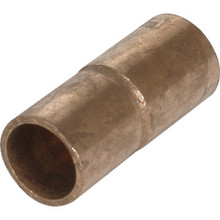 "3/4"" OD ACR Copper Coupling With Stop"