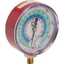 "3 1/8"" High Side Charging Manifold Gauge"
