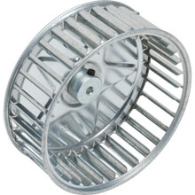 "5-3/4"" CCW Rotation Steel Exhaust Fan Blower Wheel"
