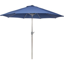 "9"" Garden Umbrella Pacific Blue"