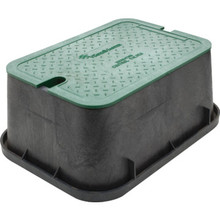 "Rectangular Extension Or Shallow Irrigation Valve Box 12"""
