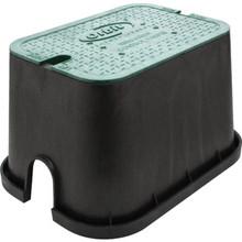 "Rectangular Irrigation Valve Box 12"""