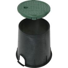 "Round irrigation Valve Box 6"""