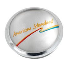 American Standard Domed Index Button