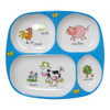 Baby Cie:  Farm Animals TV Tray Plate