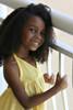 Sama Baby:  Organic Halter Dress Model