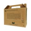 Back of packaging for Beatrix NY Bento Box