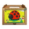Juju the Ladybug Bento Box