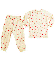 Sage Creek:  Ladybug Pajamas