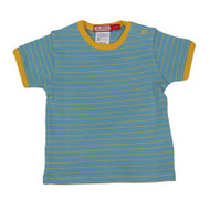 Scout: Adventure Tee, Ocean with Sun Stripes