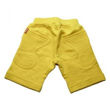 Scout:  Explorer Long Shorts in Sun, back