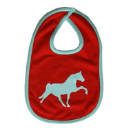 Speesees:  Prance Organic Cotton Bib