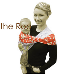 "Zu Baby/Toddler Sling and Carrier ""The Roo"""
