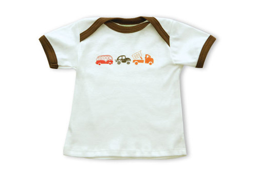 Kumquat:  Cars & Trucks Tee