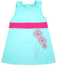 Nohi Kids:  Dandelion Dress in Sky Blue