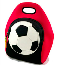 Dabbawalla Bags:  Game On! Soccer Lunch Bag