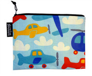 Mimi the Sardine:  Propeller Treasure Bag