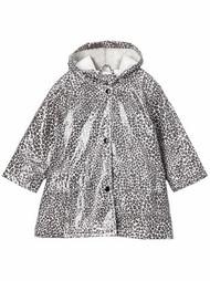 Pluie Pluie Leopard Print Raincoat