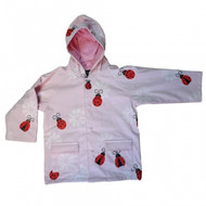 Foxfire for Kids:  Ladybug Raincoat, Lined