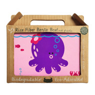 Penelope the Octopus Bento Box