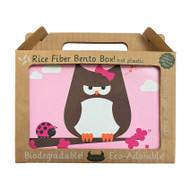 Papar the Owl Bento Box