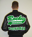 Dublin Coffman Mens Varsity Jacket