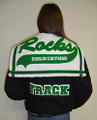 Dublin Coffman Women Varsity Jacket