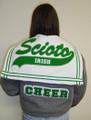 Dublin Scioto Women Varsity Jacket
