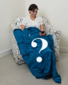 Grab Bag Blanket - LARGE 42 inches X 72 inches only