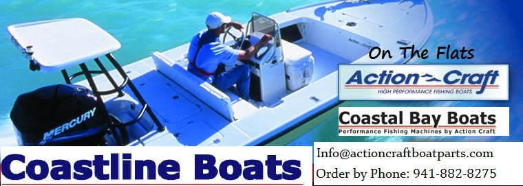 Craft Boat Parts - Decals for boat seats