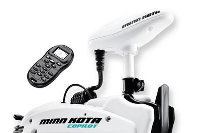 Minnkota riptide 55 st bowmount with copilot trolling for Riptide 101 trolling motor