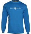 Men's Bull Dolphin Wrap Long Sleeve T-Shirt