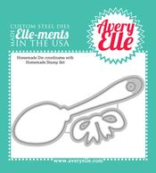 Custom Steel Dies - Homemade by Avery Elle