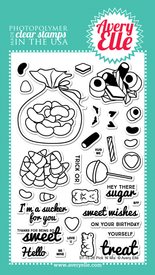 Pick N Mix Clear Stamps