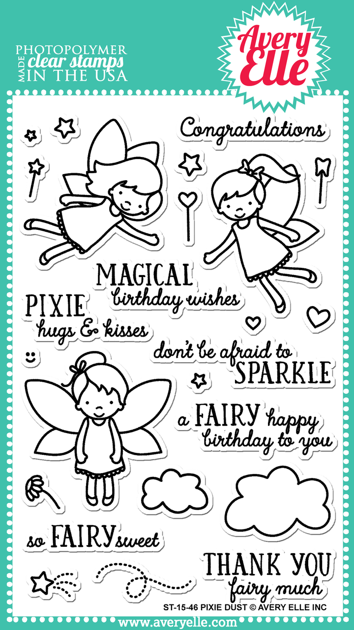 http://www.averyelle.com/pixie-dust-clear-stamps/#_a_32